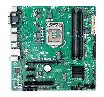 ASUS Prime B250M-C/CSM Motherboard