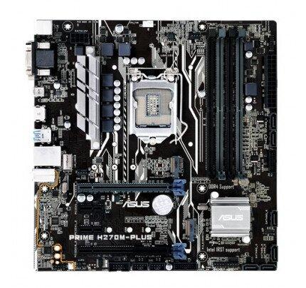 ASUS Prime H270M-PLUS/CSM Motherboard
