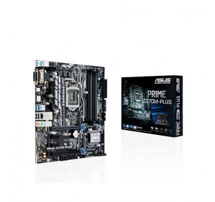ASUS Prime Z270M-Plus Motherboard