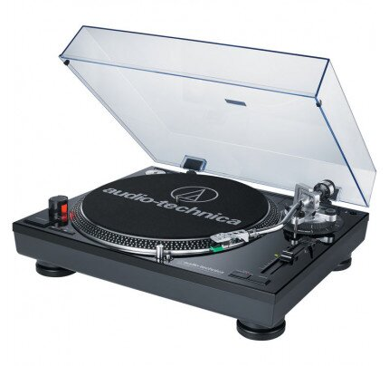 Audio-Technica Direct-Drive Professional Turntable (USB & Analog)