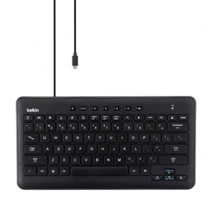 Belkin Samsung Wired Keyboard with Micro-USB