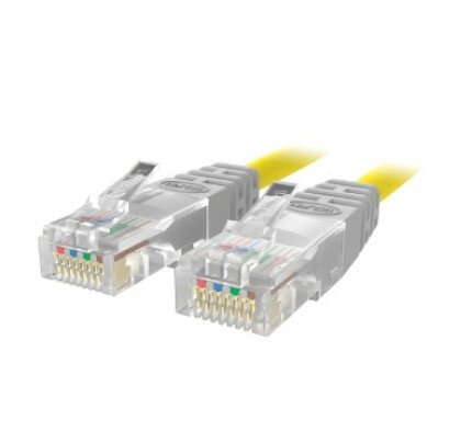 Belkin CAT5e Crossover Patch Cable, UTP, RJ45, M/M
