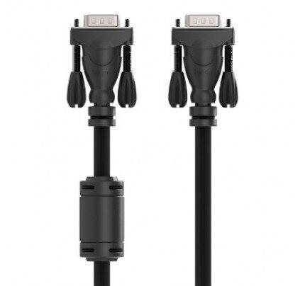 Belkin Coax High Resolution Monitor VGA Cable, HD15 M/M, 1080p