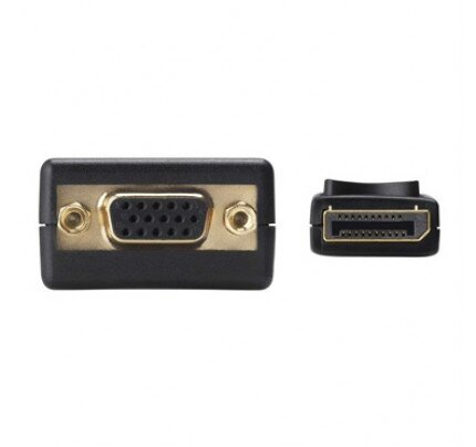 Belkin Display port to VGA Adapter, M/F, 1080P