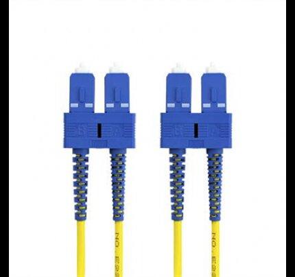 Belkin Fiber Optic Cable; Singlemode SC/SC Duplex, 8.3/125