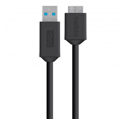Belkin Micro-B to USB 3.0 Cable