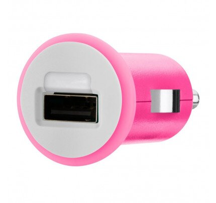 Belkin MIXIT Car Charger for iPhone 6, iPhone 6 Plus, iPhone 5/5s (5 Watt/1 Amp)