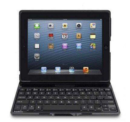 Belkin Qode Ultimate Keyboard Case for iPad (4th & 3rd Gen) and iPad 2