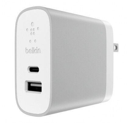 Belkin USB-C + USB-A Home Charger