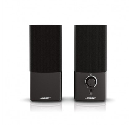 Bose Companion 2 Series III Multimedia Speaker System