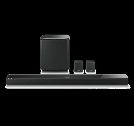 Bose SoundTouch 300 Soundbar + Bass Module + Surround Package