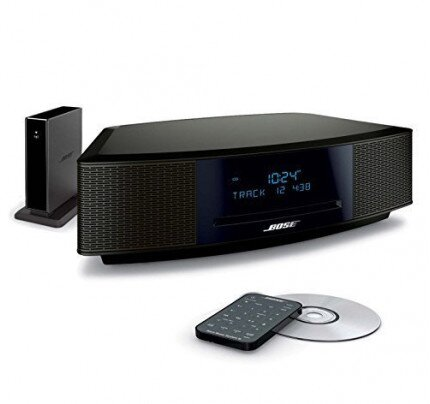 Bose Wave Music System IV with Bluetooth Music Adapter