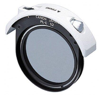 Canon 52mm Drop-in Circular Polarizing Filter PL-C 52