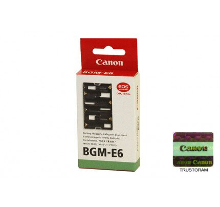 Canon Battery Magazine BGM-E6