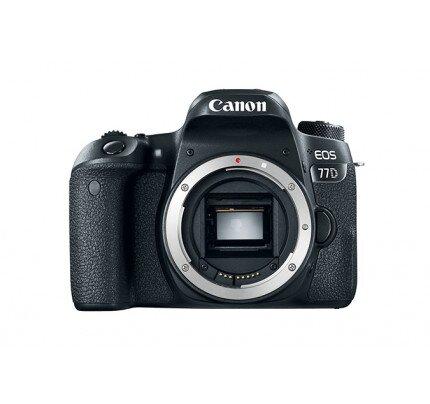 Canon EOS 77D Digital SLR Camera