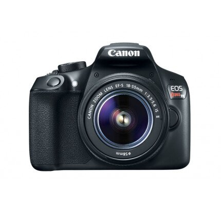 Canon EOS Rebel T6 EF-S 18-55mm f/3.5-5.6 IS II Kit