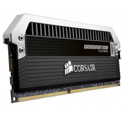 Corsair Dominator Platinum Series - 16GB (4 x 4GB) DDR3 DRAM 3000MHz C12 Memory Kit