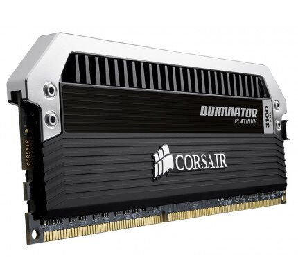 Corsair Dominator Platinum Series - 16GB (4 x 4GB) DDR3 DRAM 3100MHz C12 Memory Kit