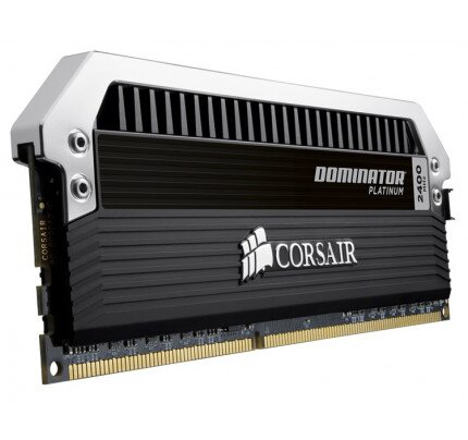 Corsair Dominator Platinum Series - 64GB (8 x 8GB) DDR3 DRAM 2400MHz C11 Memory Kit