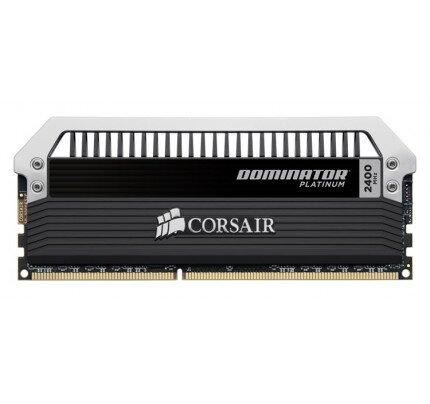 Corsair Dominator Platinum Series - 8GB (2 x 4GB) DDR3 DRAM 2400MHz C11 Memory Kit