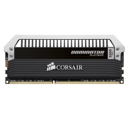 Corsair Dominator Platinum Series - 8GB (2 x 4GB) DDR3 DRAM 3200MHz C13 Memory Kit