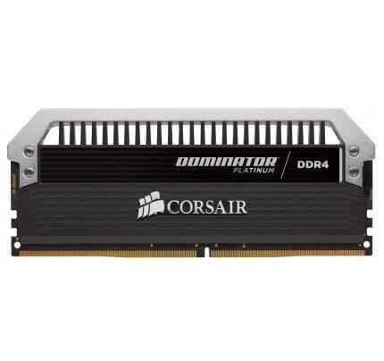 Corsair Dominator Platinum Series 16GB (2 x 8GB) DDR4 DRAM 3000MHz C15 Memory Kit