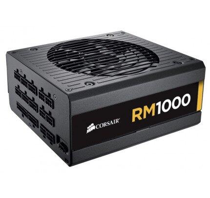 Corsair RM Series RM1000 - 1000 Watt 80 PLUS Gold Certified Fully Modular PSU