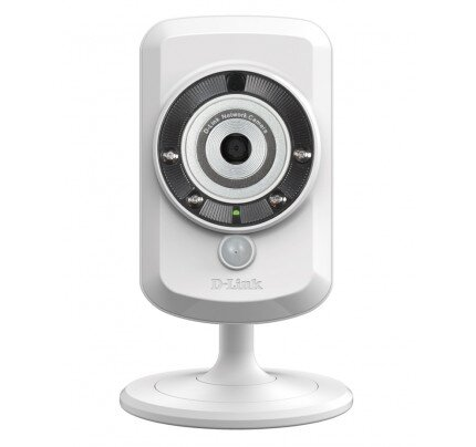 D-Link Record & Playback Wi-Fi Camera