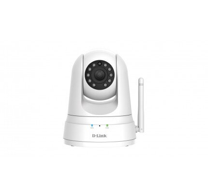 D-Link HD Pan & Tilt Wi-Fi Day/Night Camera