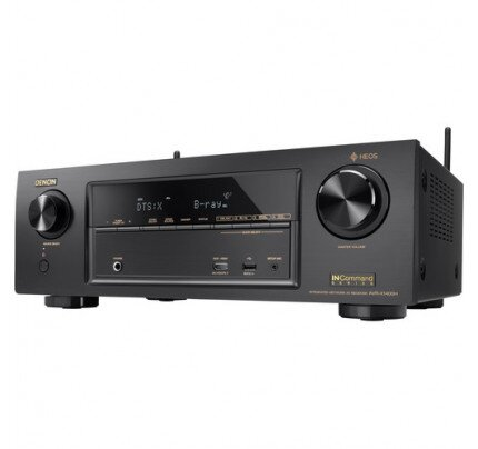 Denon AVR-X1400H 7.2 Channel AV Surround Receiver