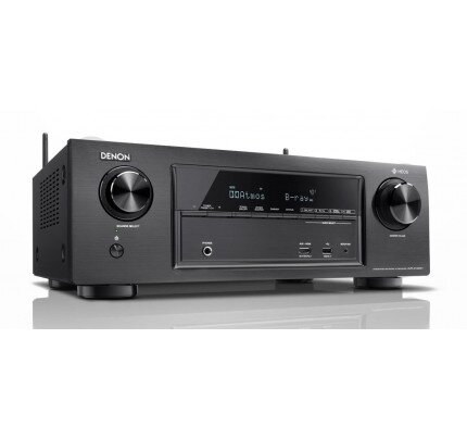Denon AVR-X1400H 7.2 Channel AV Surround Receiver for 220/240 Volts