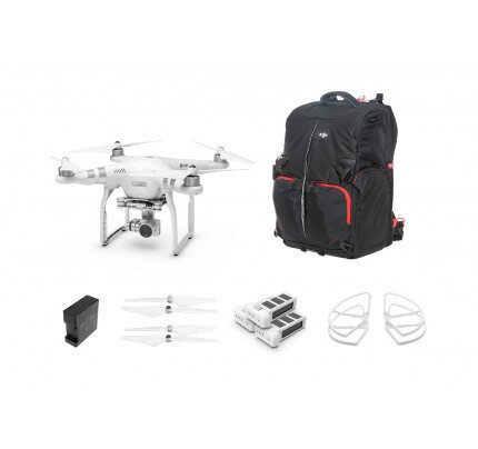 DJI Phantom 3 Advanced Everything You Need Kit (Phantom Backpack)