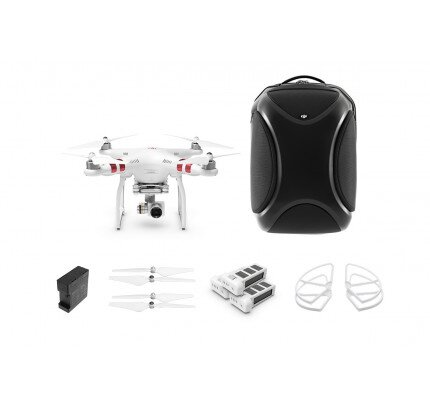 DJI Phantom 3 Standard Everything You Need Kit (Multifunctional Backpack)