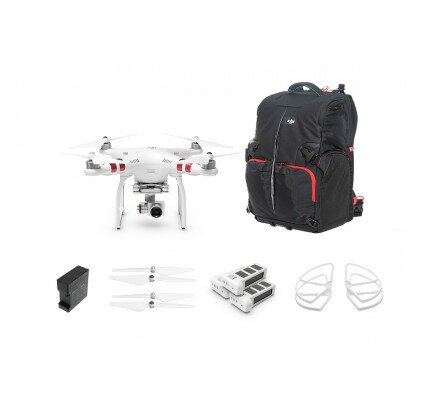 DJI Phantom 3 Standard Everything You Need Kit (Phantom Backpack)