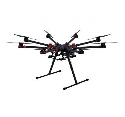 DJI Spreading Wings S1000+ + A2 + Zenmuse Z15-GH4 (HD)