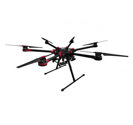 DJI Spreading Wings S900 + WooKong-M