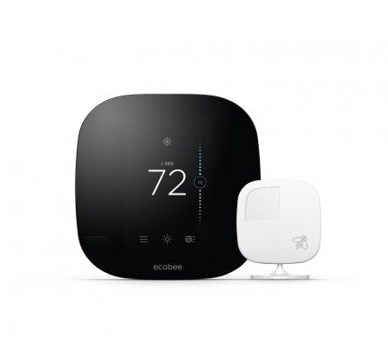 ecobee3, HomeKit-Enabled The Smarter Wi-Fi Thermostat with Room Sensor