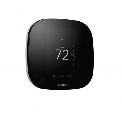 ecobee 3, HomeKit-Enabled The Smarter Wi-Fi Thermostat with Room Sensor