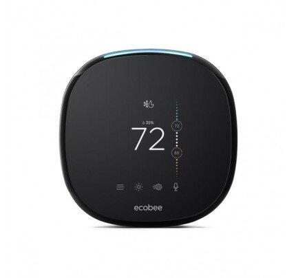 ecobee4 Voice-Enabled Smart Thermostat With Room Sensor