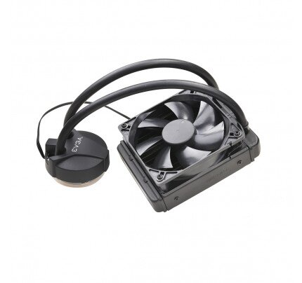 EVGA CLC 120 CL11 Liquid / Water CPU Cooler, Intel Cooling