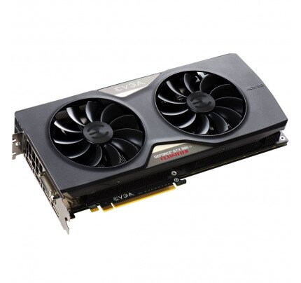 EVGA GeForce GTX 980 Ti Classified Gaming ACX 2.0+ Graphics Card