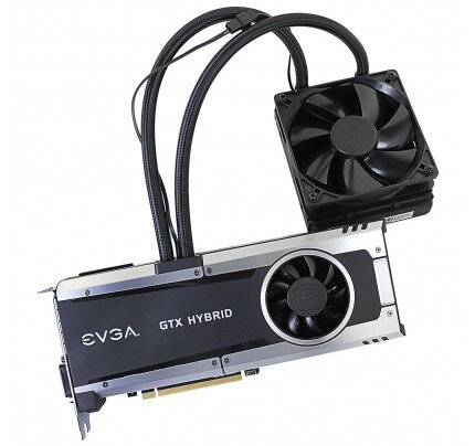 EVGA GeForce GTX 980 Ti HYBRID GAMING Graphics Card