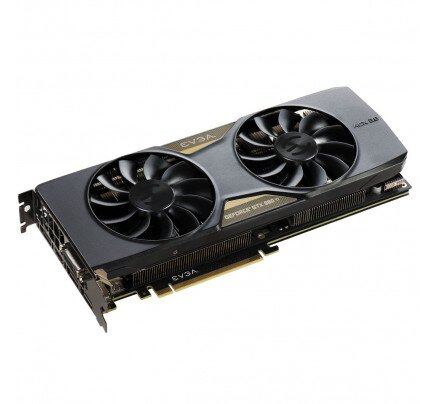EVGA GeForce GTX 980 Ti SC+ GAMING ACX 2.0+ Graphics Card