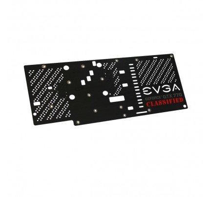 EVGA GTX 770 Classified Backplate (ACX Fan)