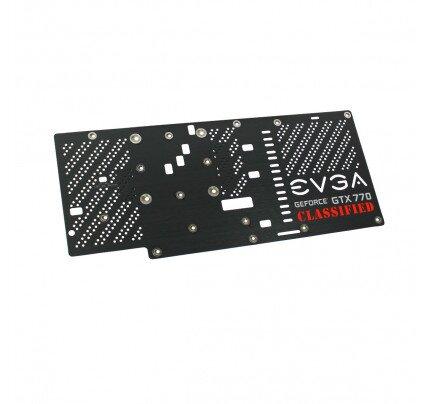 EVGA GTX 770 Classified Backplate (Single Fan)