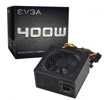 EVGA 400 N1, 400W Power Supply