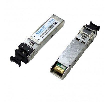 EVGA SFP,Dual,155M,MMF,3.3V,1300,Transceiver