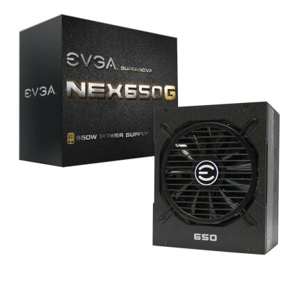 EVGA SuperNOVA G1 80+ Gold Fully Modular Power Supply