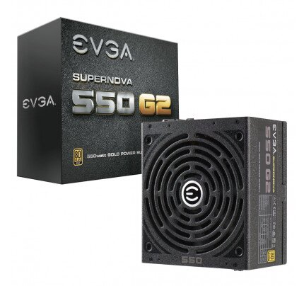 EVGA SuperNOVA G2 80+ Gold Fully Modular Power Supply