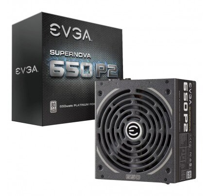 EVGA SuperNOVA P2 80+ Platinum Fully Modular Power Supply